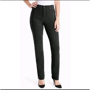 Gloria Vanderbilt Amanda Blue Jeans Stretch 18